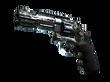 R8 Revolver Bone Mask