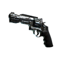R8 Revolver | Bone Mask <br>(Battle-Scarred)