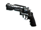R8 Revolver | Bone Mask (Battle-Scarred)
