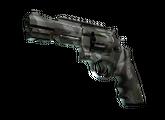 Револьвер R8   Костяная маска, После полевых испытаний, 0.63$