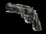 Револьвер R8 Костяная маска
