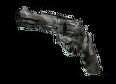 Револьвер R8   Костяная маска, Немного поношенное, 0.66$