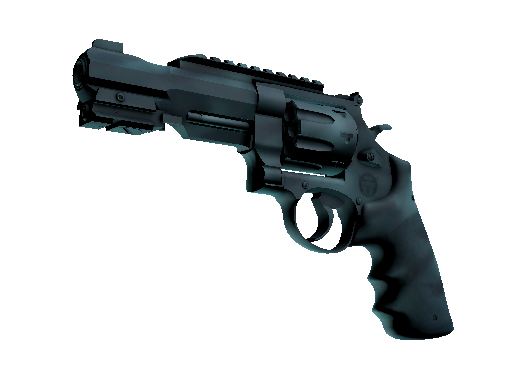 R8 Revolver | Canal Spray Factory New