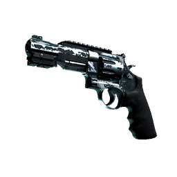 R8 Revolver | Canal Spray (Battle-Scarred)