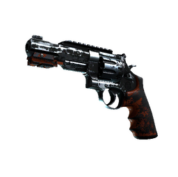 R8 Revolver | Nitro (Battle-Scarred)