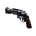 R8 Revolver | Nitro <br>(Battle-Scarred)