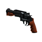 R8 Revolver | Nitro (Well-Worn)