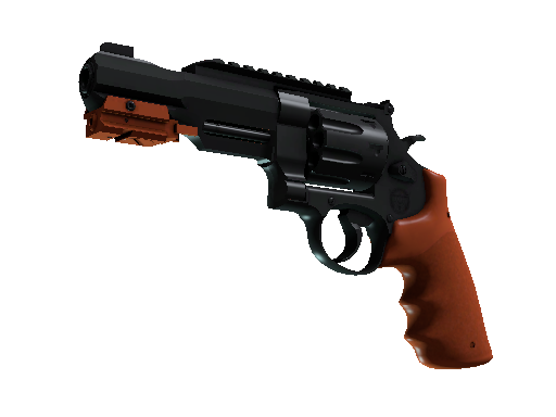 Souvenir R8 Revolver | Nitro (Field-Tested)