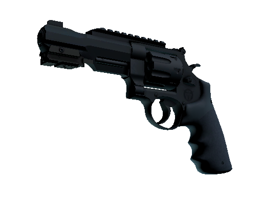 R8 Revolver | Night (Battle-Scarred)