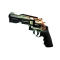 R8 Revolver | Amber Fade <br>(Well-Worn)