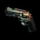 R8 Revolver   Amber Fade (Field-Tested)