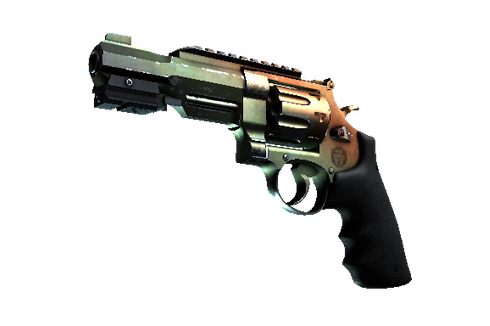 R8 Revolver | Amber Fade (Field-Tested) Prices