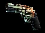 Револьвер R8 Янтарный градиент