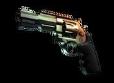 Револьвер R8 | Янтарный градиент, Прямо с завода, 42.43$