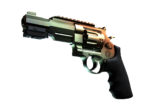 R8 Revolver | Amber Fade Factory New