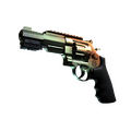 R8 Revolver | Amber Fade <br>(Factory New)