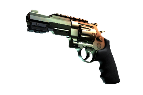 R8 Revolver | Amber Fade (Minimal Wear) Prices