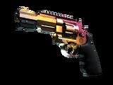 R8 Revolver | Fade (Well-Worn)