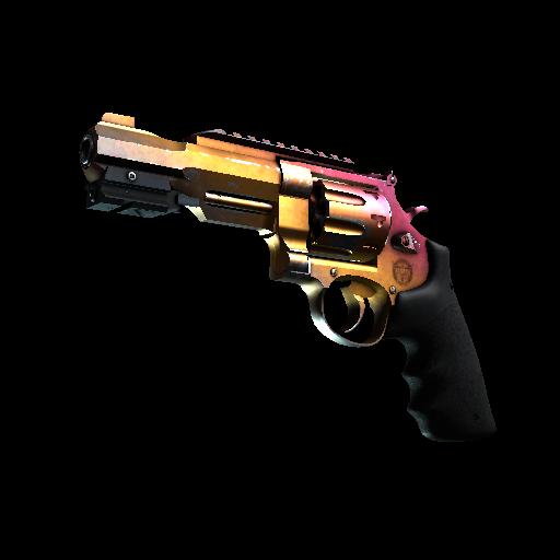 R8 Revolver | Fade - gocase.pro
