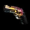 StatTrak™ R8 Revolver   Fade <br>(Factory New)