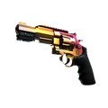 StatTrak™ R8 Revolver | Fade <br>(Minimal Wear)