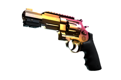 R8 Revolver | Fade (Minimal Wear) Prices