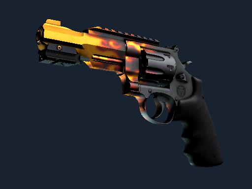 R8 Revolver | Blaze (Factory New)