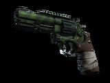 StatTrak™ R8 Revolver | Survivalist (Well-Worn)