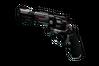 StatTrak™ R8 Revolver | Reboot (Battle-Scarred)