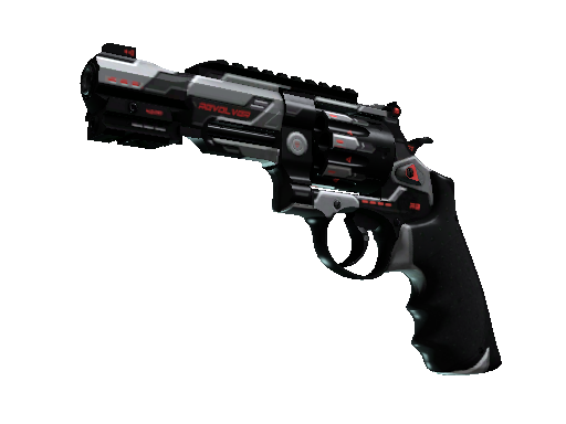 R8 Revolver | Reboot Well-Worn