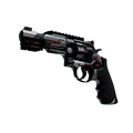 R8 Revolver | Reboot <br>(Well-Worn)
