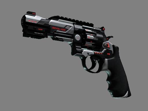 R8 Revolver  |  Reboot  Minimal Wear