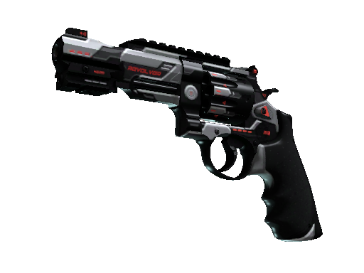 StatTrak™ R8 Revolver | Reboot (Factory New)