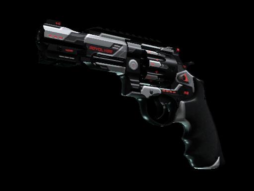 Револьвер R8 | Reboot