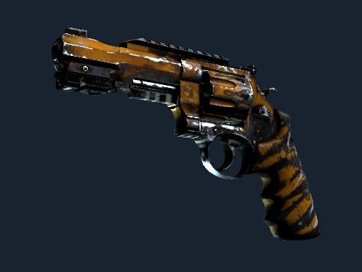 R8 Revolver | Skull Crusher