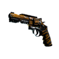 R8 Revolver | Skull Crusher <br>(Battle-Scarred)