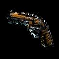 StatTrak™ R8 Revolver | Skull Crusher <br>(Battle-Scarred)