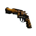R8 Revolver | Skull Crusher <br>(Well-Worn)