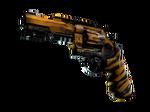 Револьвер R8 Отбойный череп