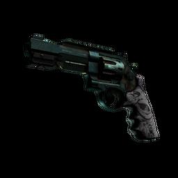 StatTrak™ R8 Revolver | Bone Forged (Battle-Scarred)