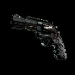 StatTrak™ R8 Revolver | Bone Forged (Well-Worn)