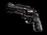 StatTrak™ R8 Revolver | Bone Forged (Factory New)