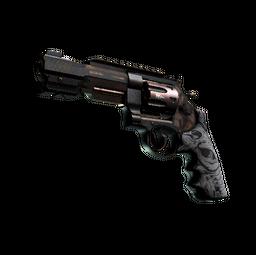 StatTrak™ R8 Revolver | Bone Forged (Minimal Wear)