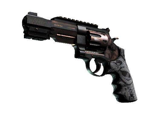 R8 Revolver | Bone Forged