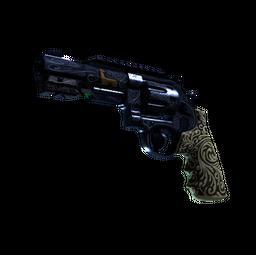 StatTrak™ R8 Revolver | Llama Cannon (Minimal Wear)