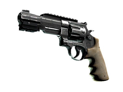 R8 Revolver | Memento Field-Tested