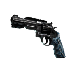 R8 Revolver | Grip (Battle-Scarred)