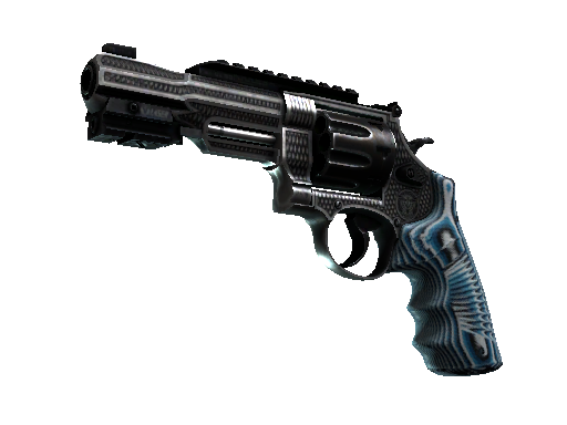 R8 Revolver | Grip Battle-Scarred