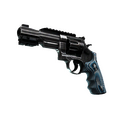 R8 Revolver | Grip <br>(Battle-Scarred)