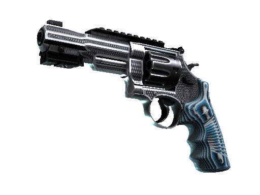 R8 Revolver | Grip Factory New